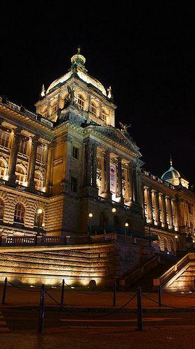 Prague (CZ) National Museum
