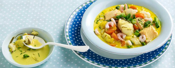 Tryms fish soup