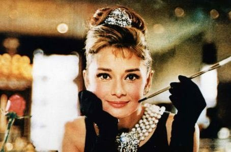 """""""It calms me down right away, the quietness and the proud look of it; nothing very bad could happen to you there, not with those kind men in their nice suits, and that lovely smell of silver and alligator wallets..."""" Holly Golightly."""
