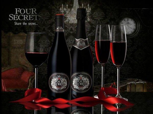 Stellenbosch Vineyards launches two wines under Four Secrets label