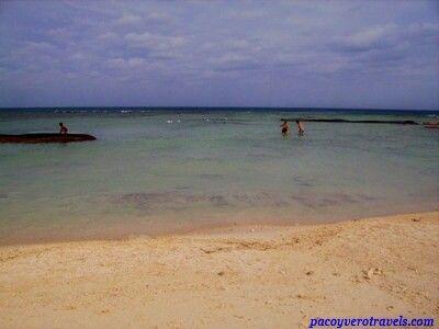 Riviera Maya tras el Huracan Wilma #mexico #beach http://www.pacoyverotravels.com/2014/05/las-mejores-y-peores-playas-del-caribe.html