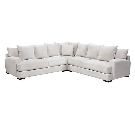 Sofas & Sectionals | The Sophisticated Stella Sectional at Z Gallerie