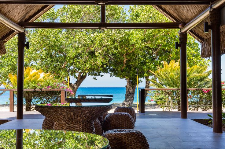Surrounded by lush tropical beauty at Yatule Resort and Spa!
