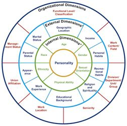 Dimensions of Diversity (Toolkit for Cultural Competence for Nonprofits)
