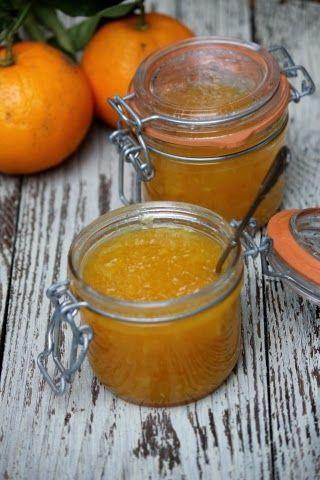 Marmellata di arance vaniglia
