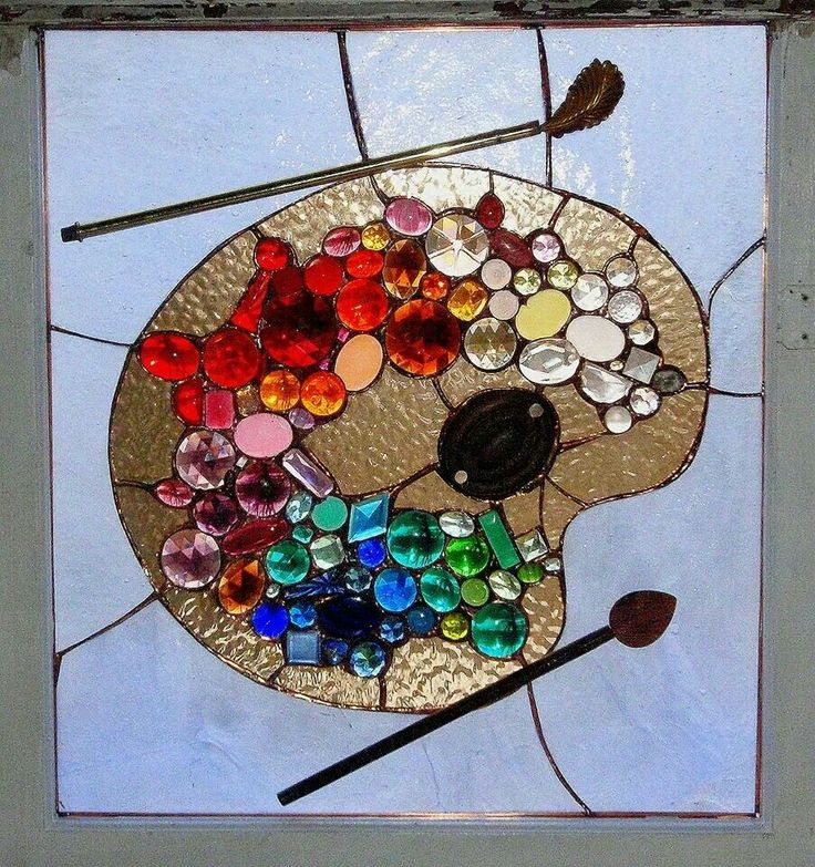 By Alisons stained glass. Its fab x