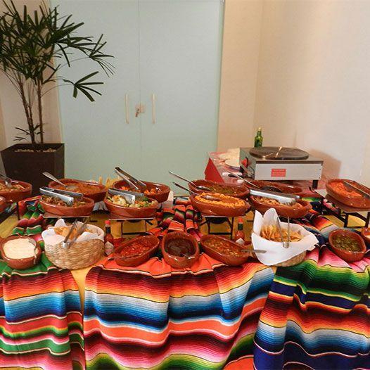 Buffet Mexicano a Domicílio  #buffet #mexicano #domicilio  http://www.ogastronomo.com.br/buffet/buffet-mexicano-a-domicilio.php