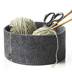 top3 by design - Menu - storage basket felt 3pc