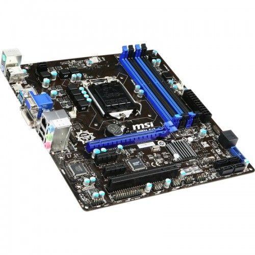 Placa de baza MSI B85M-E45, Socket 1150