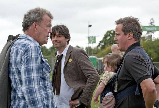 Jeremy Clarkson to become 'special advisor on transport' to David Cameron - People - News - The Independent #AprilFools