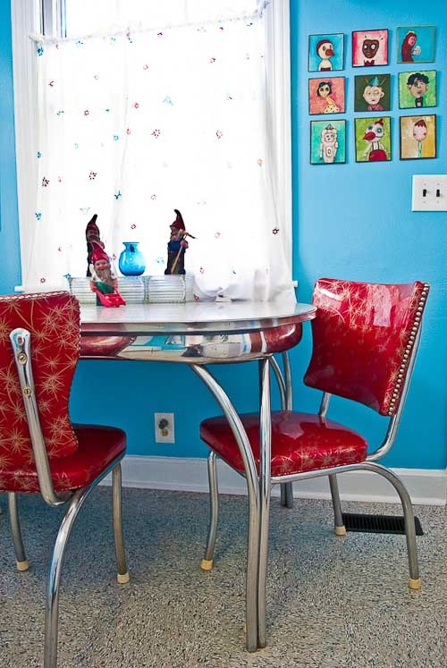 Brian Keri 39 S Happily Ever After 7 000 Kitchen Remodel Kitchen Dinette Sets Ever After And