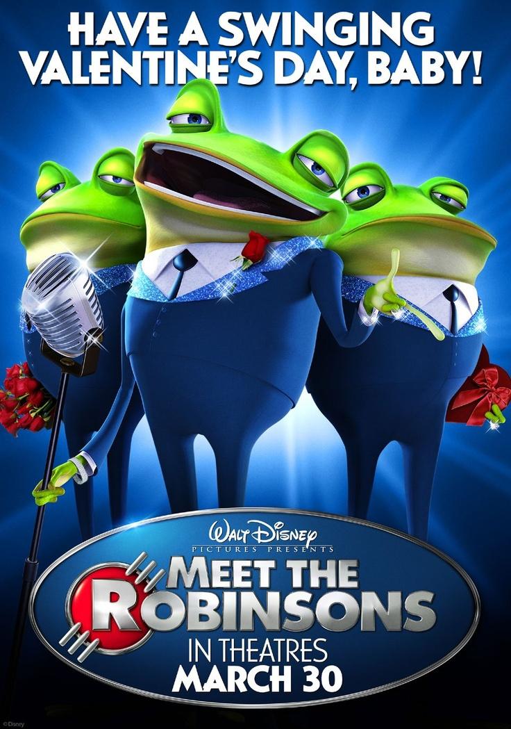 Descubriendo a los Robinsons - Disney