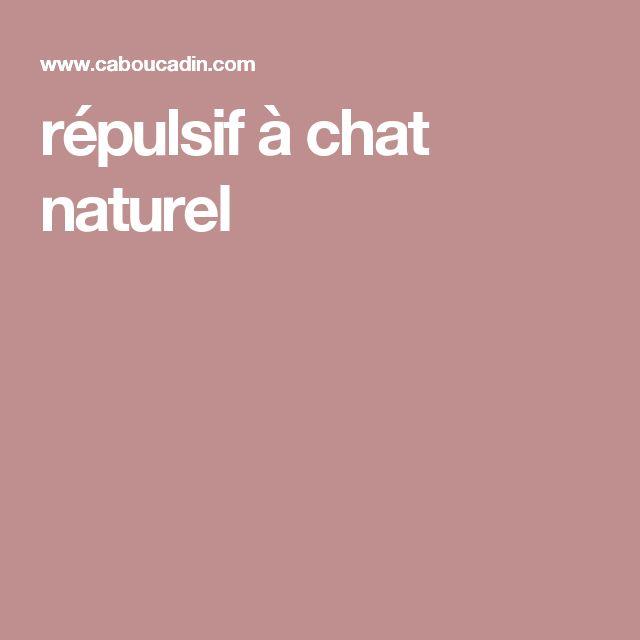 17 meilleures id es propos de r pulsif chat naturel sur pinterest repulsif naturel pour chat. Black Bedroom Furniture Sets. Home Design Ideas