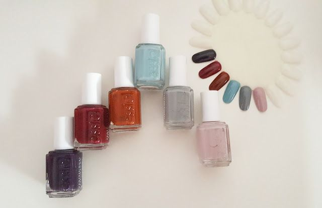 Stars and stellars           : Essie Kimono Over, Fall 2016!