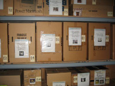 """Candy Spelling """"Spelling Manor"""" attic (not basement) storage and box storage labels http://www.organizingla.com/organizingla_blog/2010/05/candy-spelling-gives-us-brilliant-attic-organization-tips.html"""