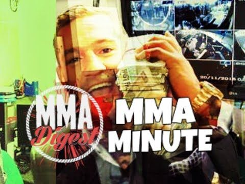 MMA Conor McGregor #24 on Forbes highest paid athletes list