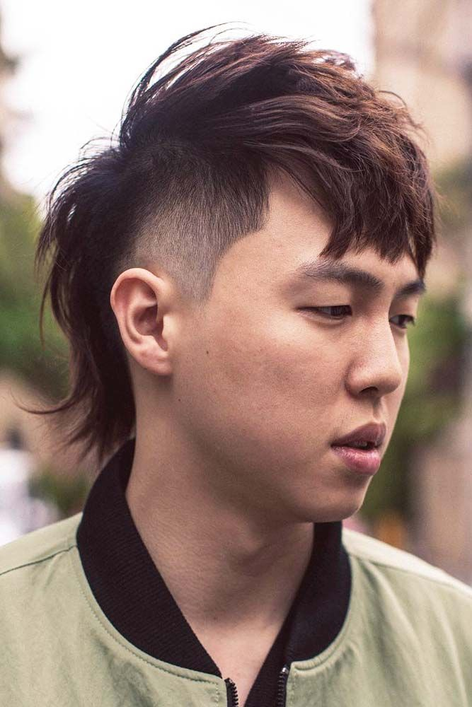 35 Outstanding Asian Hairstyles Men Of All Ages Will Appreciate In 2021 Asian Hair Mullet Haircut Asian Men Hairstyle