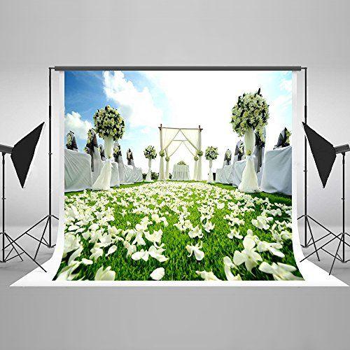 Kate 7x5ft/(1.5x2.2m) 写真撮影用の背景幕 青い空と緑の草原 ロマンチックな屋外結婚式の風景 ... https://www.amazon.co.jp/dp/B073PYC7S2/ref=cm_sw_r_pi_dp_x_r8-FzbMF3WCQX