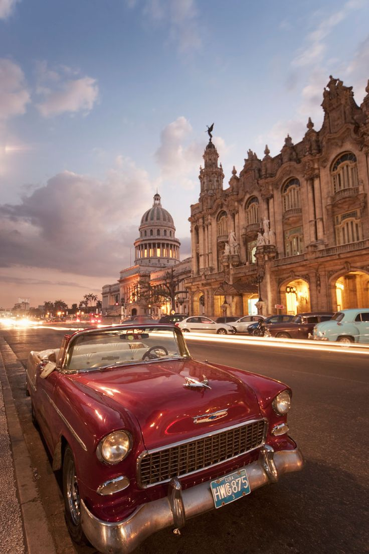 La Habana (Cuba) - I really need to go there as soon as it it legal from the USA