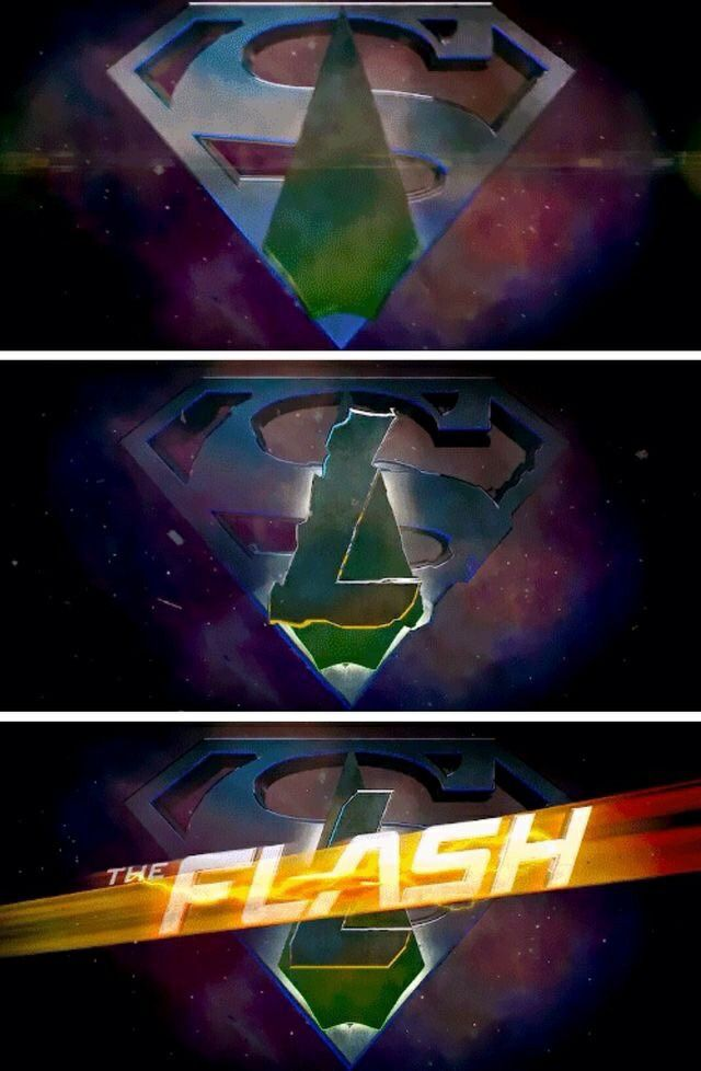 Geeking Out Crossover Supergirl Arrow The Flash Legends Of