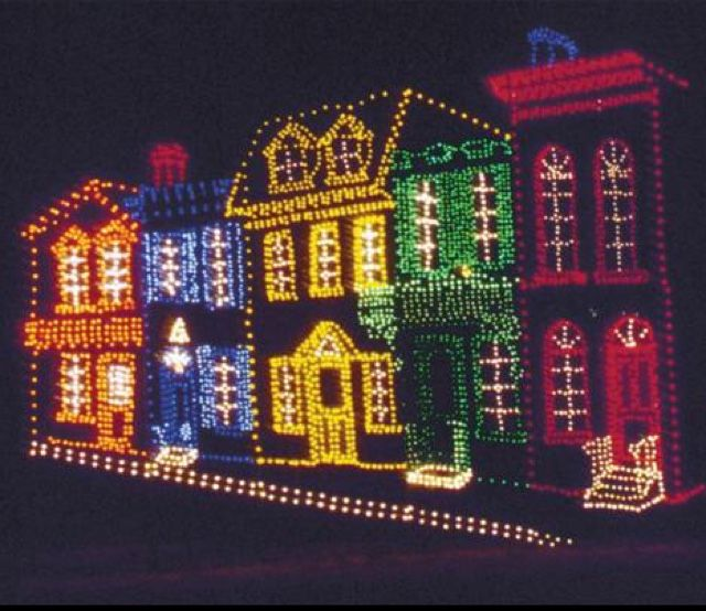 James Island Lights Alluring 16 Best Top Holiday Lights Celebrations Across America Images On Design Ideas