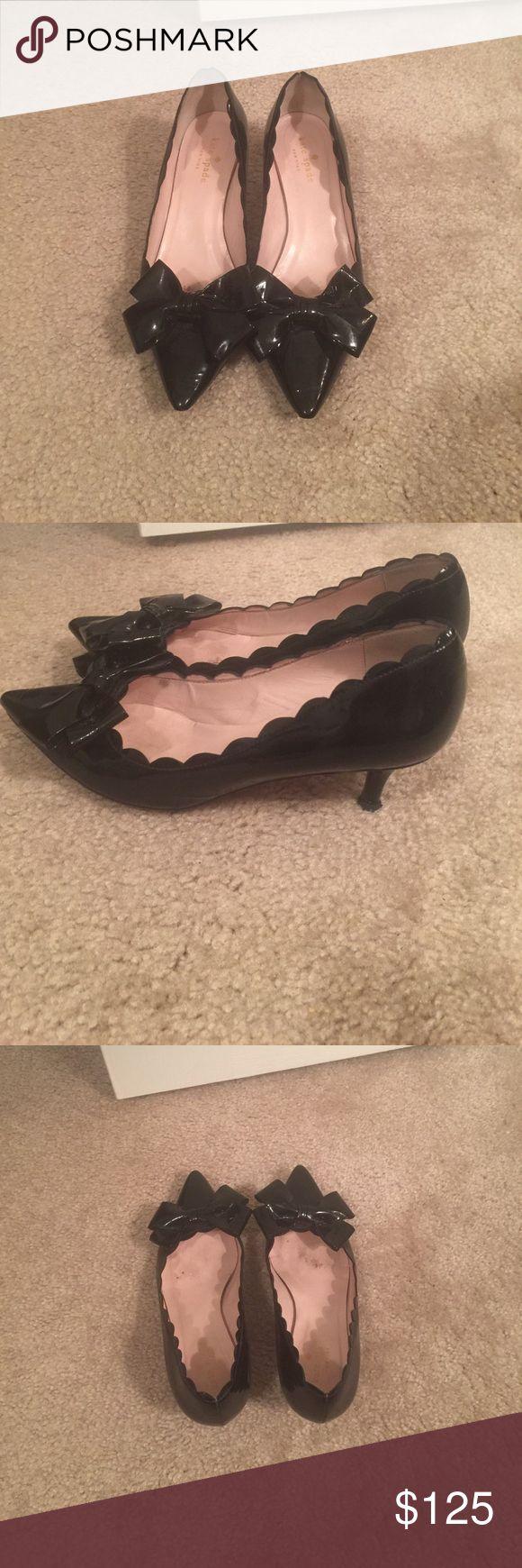 FLASH SALE 💕💕Kate spade heels 6 1/2 super cute! kate spade Shoes Heels