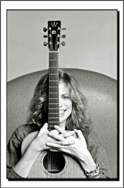 Carly Simon: Photo By Christophe von Hohenberg (1998)