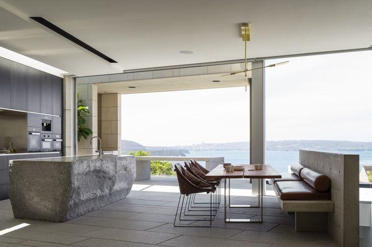 Alexandra Kidd Design Mosman House Project Kitchen & Casual Dining