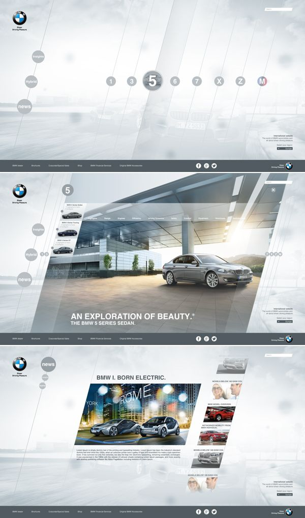 20 Automotive Website Designs For Your Inspiration