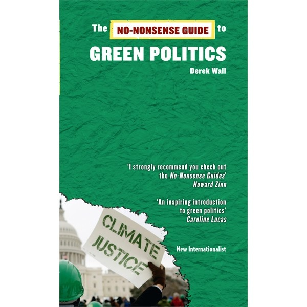 No Nonsense Guide to Green Politics (Any of the NI no nonsense guides are great!)