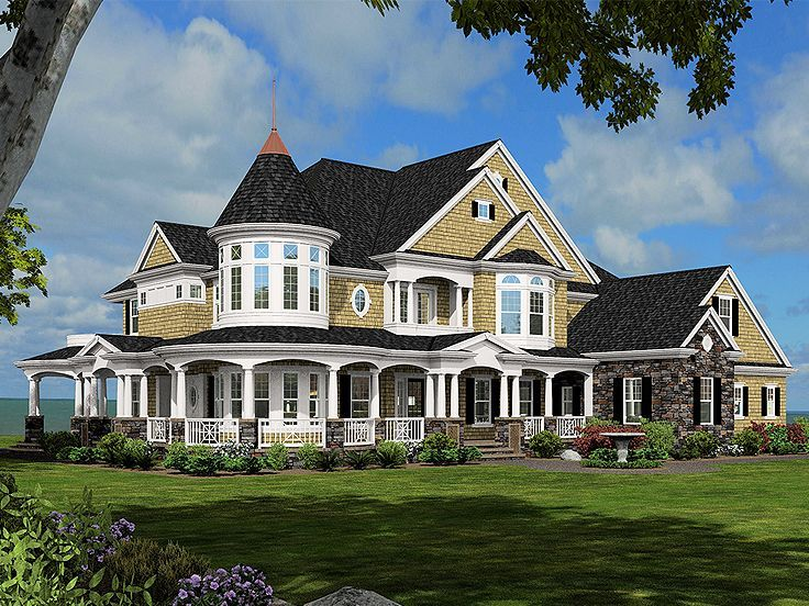 84 best Victorian House Plans images on Pinterest Victorian house
