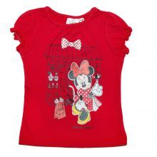 tricou MS Minnie 2 - rosu