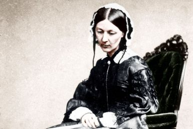 Florence Nightingale: Facts and Biography: Florence Nightingale