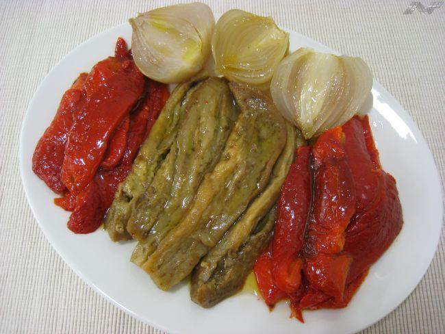 Escalivada, Gastronomia catalana
