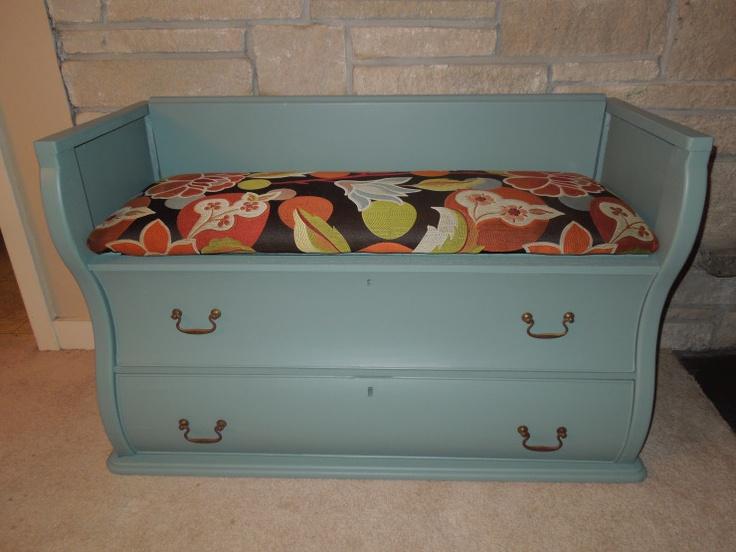 Dresser Bench | Tiger Lilyu0027s Furniture