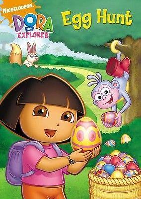 Dora the Explorer: The Egg Hunt DVD Region 1