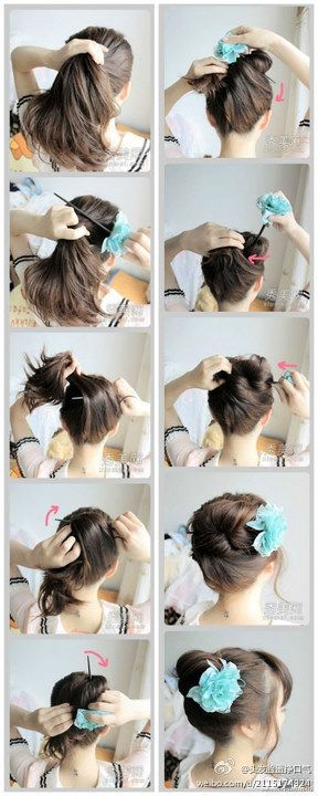 so cute! love it.. not sure I can do it, even with instructions..lol