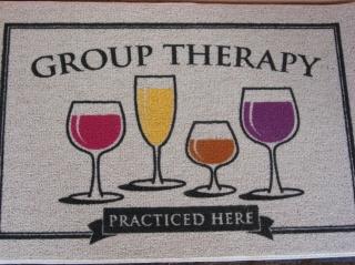 Wine lovers mat floor mats pinterest wine lovers for Wine cork welcome mat