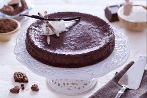 Ricetta Cheesecake al triplo cioccolato - Le Ricette di GialloZafferano.it