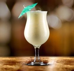 The Havana Club Pina Colada cocktail