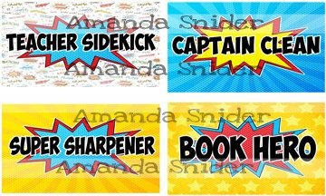 camper shoes sales online uk Your students will love superhero jobs  I printed out on cardstock I cut them out and laminated them  I added magnetic tape to the back of each