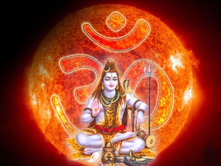 Shiva, one among the Trinity of Hinduism, is not mentioned in The Vedas