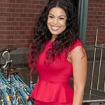 Jordin Sparks Shredded Weight. You'll Never Guess How