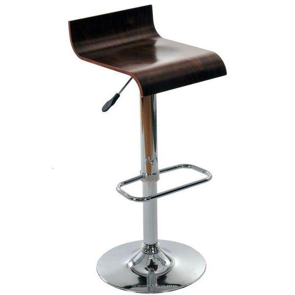 Scaun de bar ABS 110 confectionat din lemn stratificat lucios, cu suportul si baza din otel cromat. Pentru detalii si comenzi va asteptam pe site-ul  http://www.scauneonline.ro/scaune-de-bar-abs-110 !