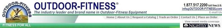 OUTDOOR-FITNESS, Inc. Equipment, The Indstry Leader and Brand Name in Outdoor Fitness Equipment