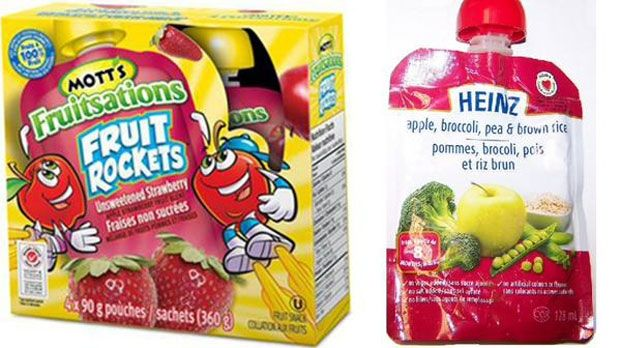 Heinz baby food, Mott's fruit snacks recalled over spoilage concerns - http://www.newswinnipeg.net/heinz-baby-food-motts-fruit-snacks-recalled-over-spoilage-concerns/