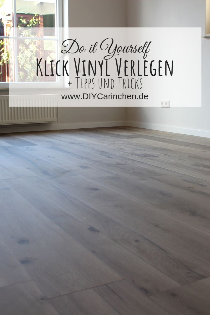 Diy Klick Vinyl Richtig Verlegen Mit Ausfuhrlicher Anleitung