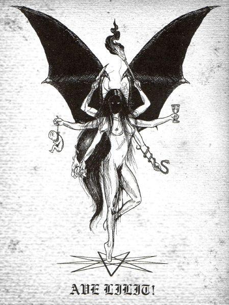 """En la Biblia aparece una fugaz alusión a Lilith. En Isaías 34,14 se explica con todo detalle cómo Dios con su espada mata a todos los habitantes de Edom, lugar poblado por enemigos acérrimos de los judíos, y que allí quedan como dueños y señores los animales. Buitres, serpientes... y Lilith. """"También allí Lilith descansará y hallará para sí lugar de reposo"""". Lilith ha sido traducido por lechuza o ardilla, evitando toda referencia a la figura precedente de Eva."""
