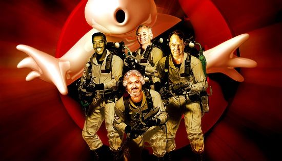 Ghostbusters 3 still in production as of 2/25/2014. No release date as of yet but they will finish.