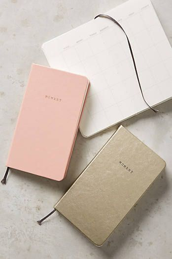 carnet diary planner daily automne work office